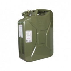 EFFE Tanica metallo verde certificata 20lt