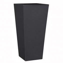 NICOLI Vaso Eros antracite 38cm