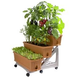 BAMA Kit 3 fioriere orto