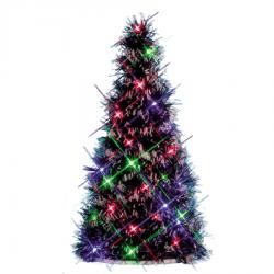 LEMAX Albero di natale addobbato-Multi light fir tree