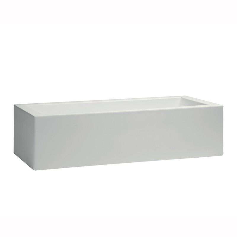 NICOLI Cassetta Minos bianco 45cm