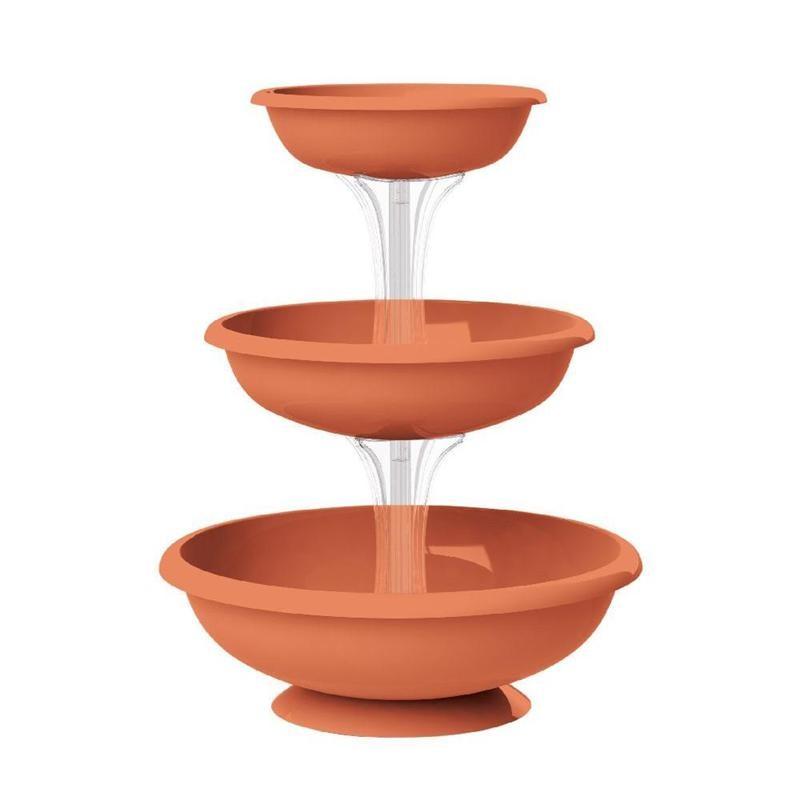 BAMA Kit 3 ciotole fontana