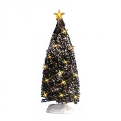 LEMAX Albero con luci calde-Multi light evergreen tree medio