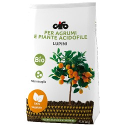 CIFO Concime granulare agrumi Lupin 2,5kg