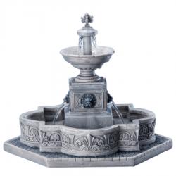 LEMAX Fontana-Modular Plaza Fountain