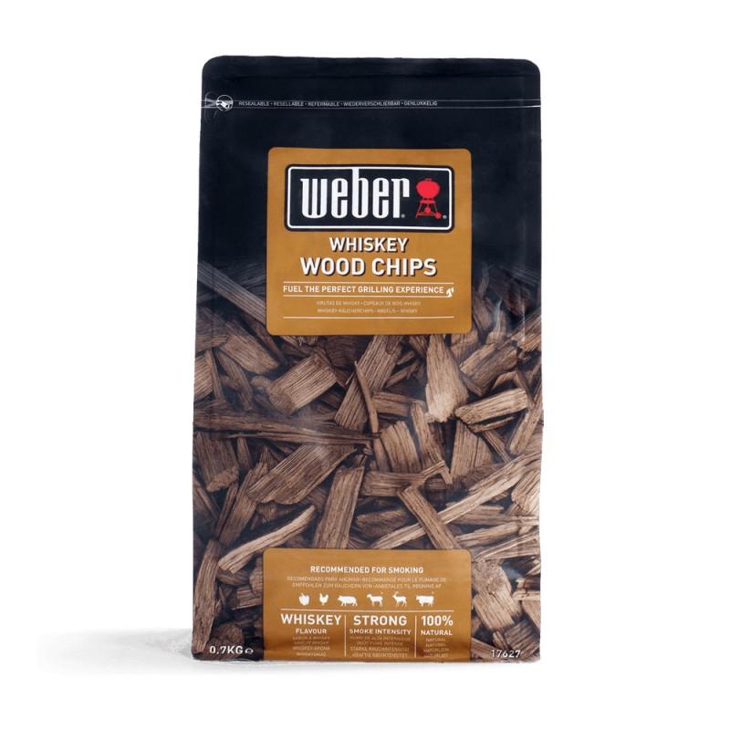 WEBER Chips per affumicatura whiskey