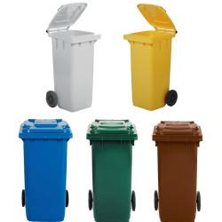 MOBIL PLASTIC Bidone per raccolta differenziata