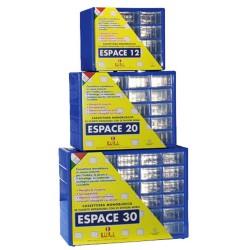 MOBIL PLASTIC Contenitore Espace a 12-20-30 cassetti