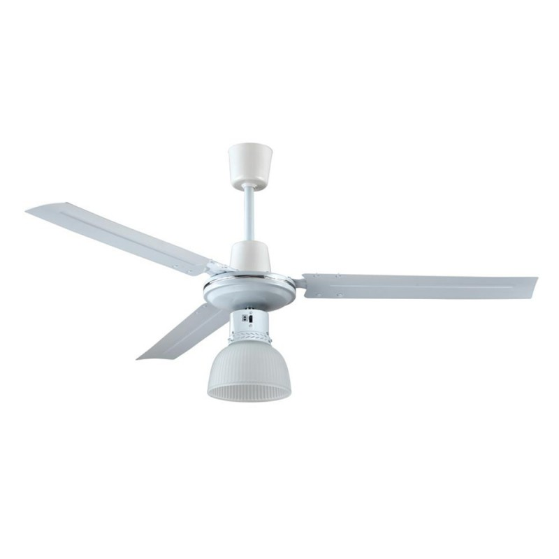 EFFE Ventilatore da soffitto con luce 3 pale