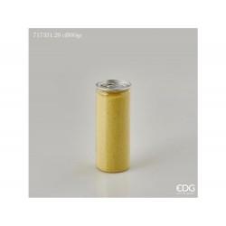 ENZO DE GASPERI Sabbia colorata lattina gr 800 giallo