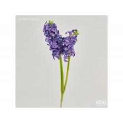 ENZO DE GASPERI Ramo giacinto bell h35cm violet