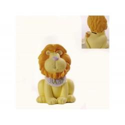 ENZO DE GASPERI Salvadanaio leone baby h25cm