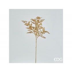 ENZO DE GASPERI Celosia glitt ramo h93 gold