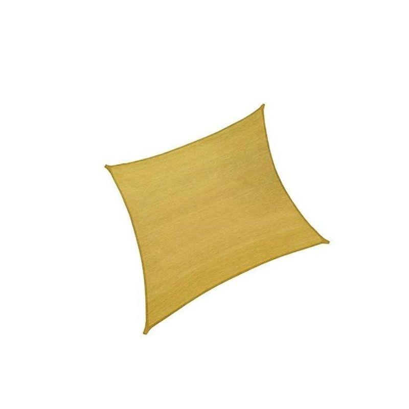 MANIFATTURA QUATTRO Tenda a vela quadrata beige