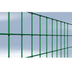 METALLURGICA ABRUZZESE Rete Margherita plastificata verde maglia75x50mm
