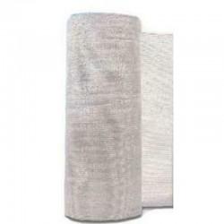 MANIFATTURA QUATTRO Rete ombreggiante bianca con asole h.2 metri