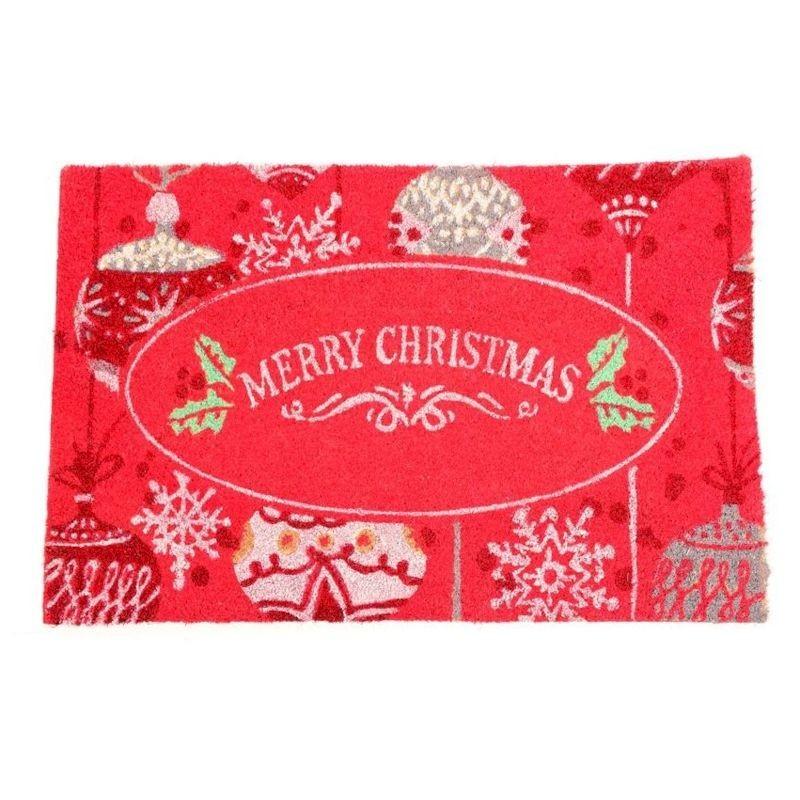 MERCURY Zerbino cocco natale Merry Christmas