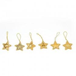 MERCURY Stella bijoux oro