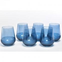 MERCURY Bicchiere Vetro 425ml